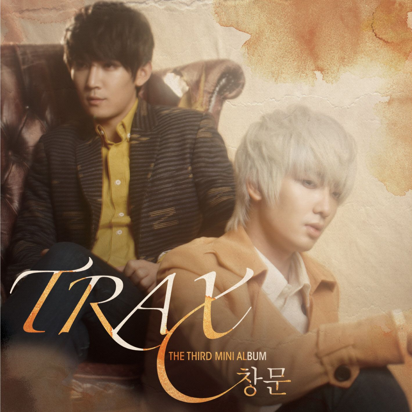 [Mini Album] TRAX   Blind